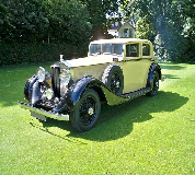 1935 Rolls Royce Phantom in UK