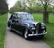 1963 Rolls Royce Phantom in South Wales