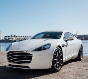 Aston Martin Rapide Hire in South Wales