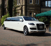 Audi Q7 Limo in Cardiff