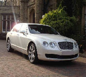 Bentley Flying Spur Hire in Cardiff