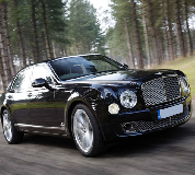 Bentley Mulsanne in South Wales
