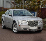 Chrysler 300C Baby Bentley Hire in South Wales