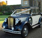 Classic Wedding Cars in Cardiff