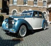 Noble Lady - Bentley R in Scotland