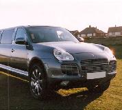 Porsche Cayenne Limos in UK