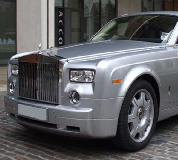 Rolls Royce Phantom - Silver Hire in Caerphilly
