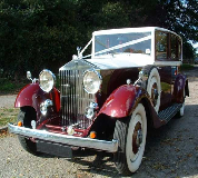Ruby Baron - Rolls Royce Hire in South Wales
